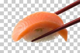 Sushi Sashimi Smoked Salmon Japanese Cuisine Onigiri PNG