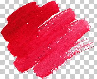 Watercolor Painting Brush Texture PNG