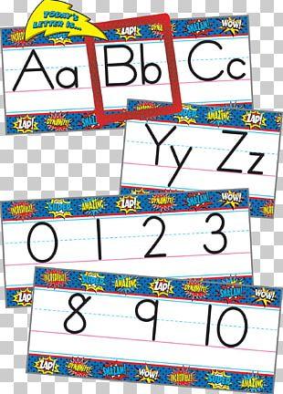 Bulletin Board School Classroom Alphabet Word Wall PNG