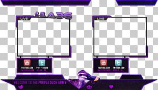 Twitch Streamer Streaming Media PNG