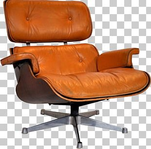 Eames Lounge Chair Office & Desk Chairs Furniture Eames Aluminum Group PNG