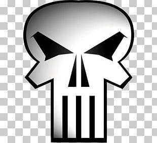 Punisher Human Skull Symbolism Drawing Spider-Man PNG