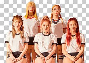 Red Velvet Group Photo PNG