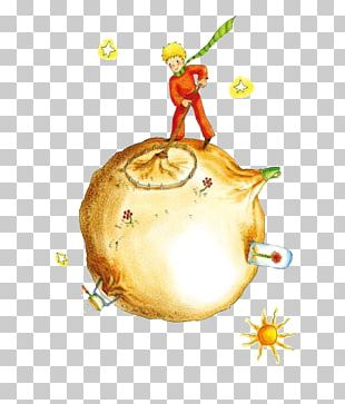 The Little Prince Illustration PNG