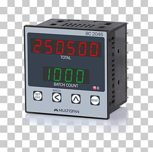 Three-phase Electric Power Electricity Meter Display Device PNG