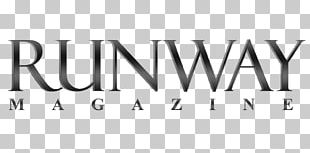 Magazine Runway Logo Fashion Media PNG