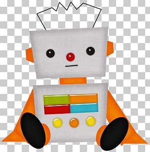 Robot Child Information PNG