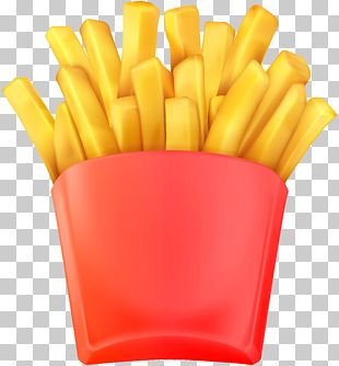 French Fries Fast Food Fried Chicken PNG