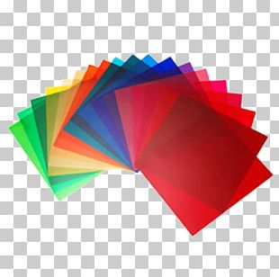 Light Color Gel Diffusion Filter Photography Reflector PNG