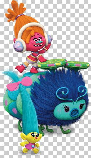 DJ Suki YouTube DreamWorks Animation Trolls Film PNG