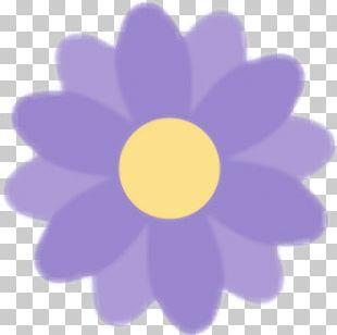 Emoji Sticker Emoticon Flower PNG