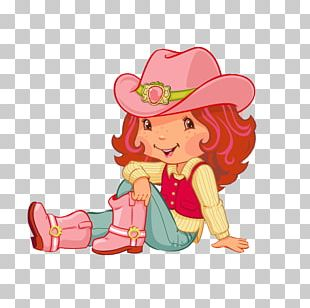 Strawberry Shortcake PNG