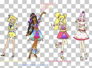 Barbie Costume Design Illustration Cartoon PNG
