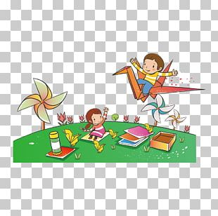 Child Illustration PNG