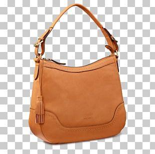 Hobo Bag Caramel Color Leather Brown Messenger Bags PNG
