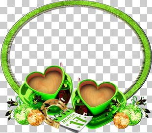 Saint Patrick's Day Collage PNG