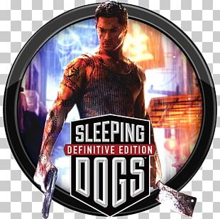 Sleeping Dogs PlayStation 3 United Front Games Video Game Xbox 360 PNG
