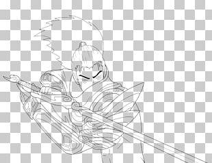 League Of Legends Line Art Drawing Sketch PNG