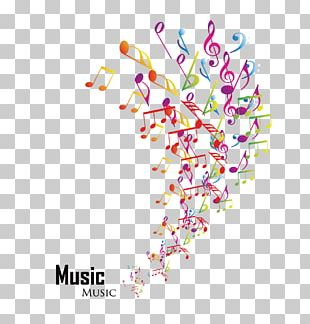 Musical Note Sheet Music PNG