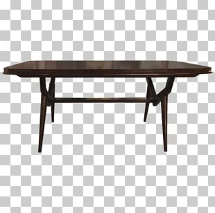Trestle Table Dining Room Furniture Bench PNG