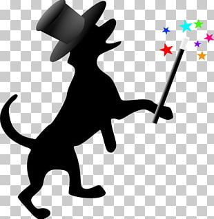 Dog Silhouette Free Content PNG