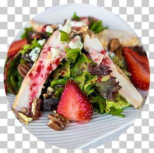 Spinach Salad Strawberry Vegetarian Cuisine Leaf Vegetable Recipe PNG