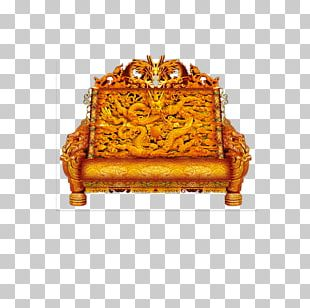 Table Chair Throne Furniture PNG