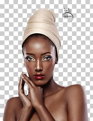 African American Black Make-up Artist Cosmetics PNG