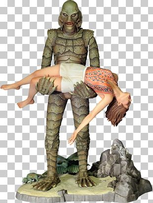 Monster Universal S YouTube Gill-man Toy PNG