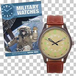 Watch Strap Russia Military Watch Vostok Watches PNG