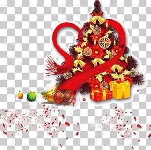 Christmas Poster Gift Gratis PNG