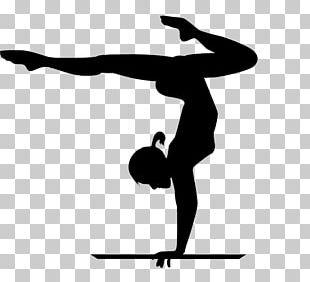 Gymnastics Handstand Cheerleading PNG