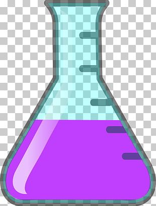 Laboratory Flasks Erlenmeyer Flask Container Chemistry PNG