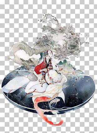 Watercolor Painting Art Illustrator Illustration PNG