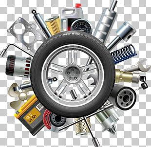 Car Jeep Tire Motor Vehicle Service PNG