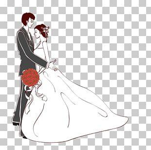 Wedding Marriage Bride PNG