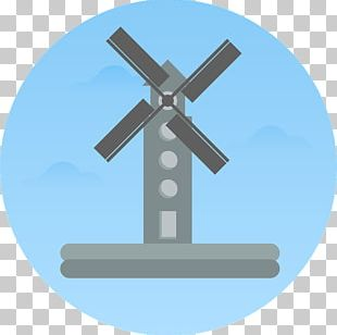 Windmill Tower Mill PNG