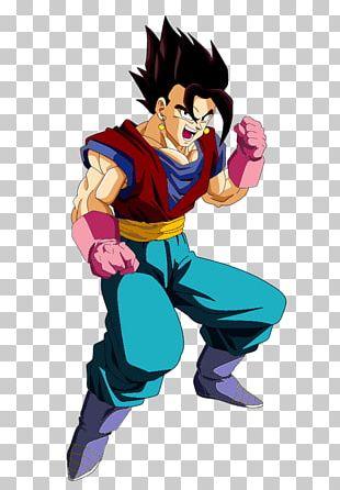 Uub Gohan Goku Majin Buu Dragon Ball Xenoverse PNG