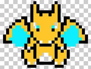 Charizard Pixel Art Drawing Charmander Pokémon PNG