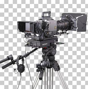 Digital SLR Cinematographer Camera Lens Video Cameras PNG