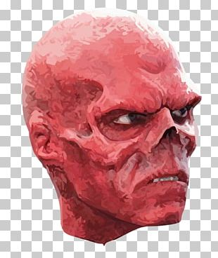 Red Skull Captain America Hulk YouTube Marvel Comics PNG