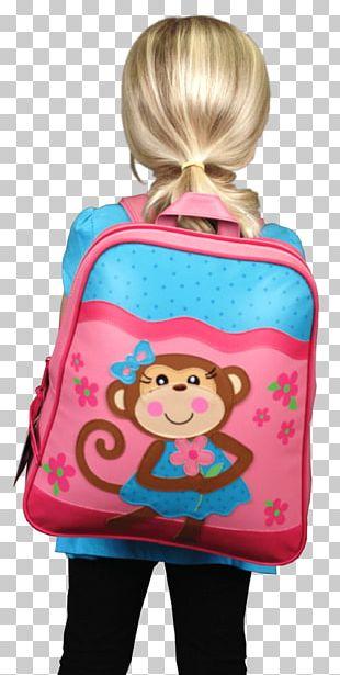 Handbag Backpack Child Duffel Bags PNG