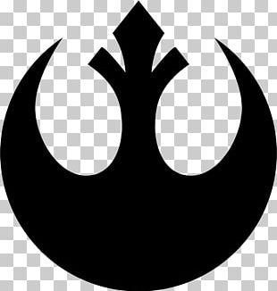 Rebel Alliance Star Wars Logo Anakin Skywalker Galactic Empire PNG