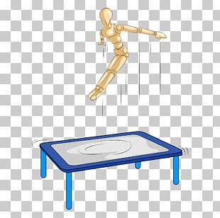 Trampoline Trampolining PNG