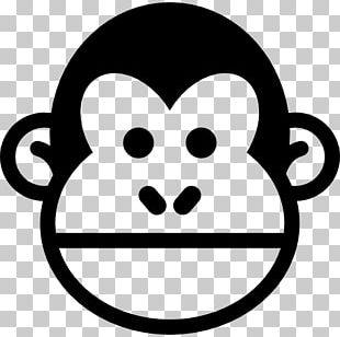 Chimpanzee Gorilla Ape Computer Icons PNG