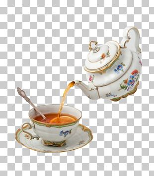 Teapot Teacup Tea Party PNG