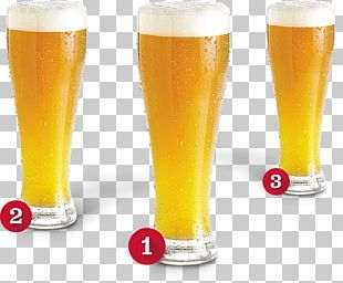 Wheat Beer Beer Cocktail Non-alcoholic Drink Beer Glasses PNG