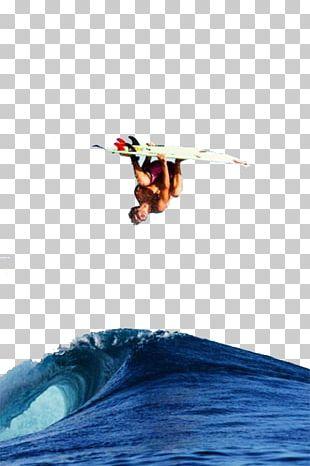 Big Wave Surfing Surfboard Standup Paddleboarding PNG