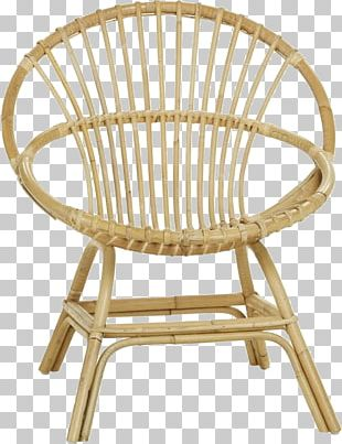 Fauteuil Bubble Chair No. 14 Chair Wicker Rattan PNG