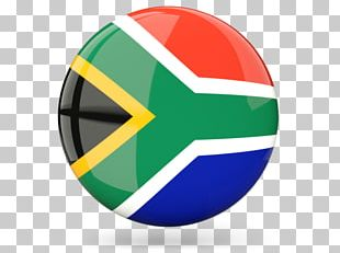 Flag Of South Africa Stock Photography PNG